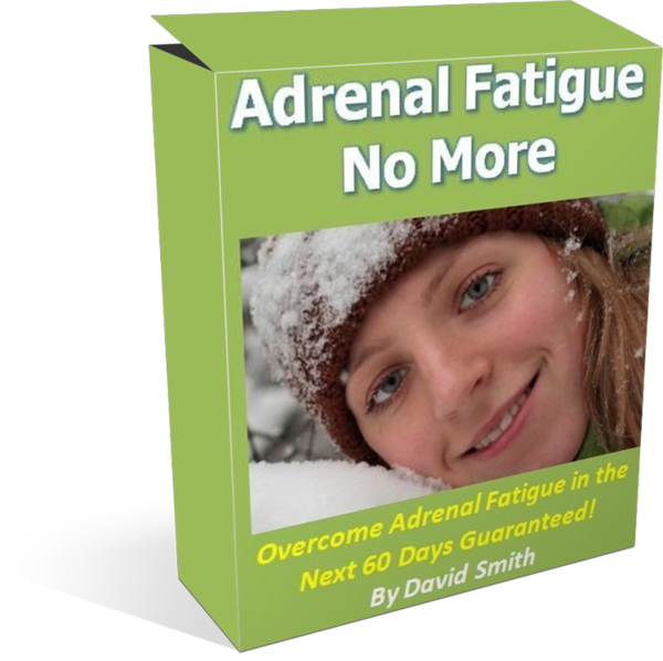 selftreatment for adrenal stress and