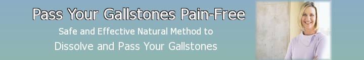 The Gallstone Elimination Report-Learn to Pass Gallstones Naturally and Safely